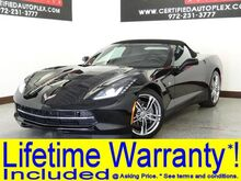 2017_Chevrolet_Corvette_3LT 6.2L V8 HEADS UP DISPLAY NAVIGATION LEATHER HEATED/COOLED SEATS_ Carrollton TX