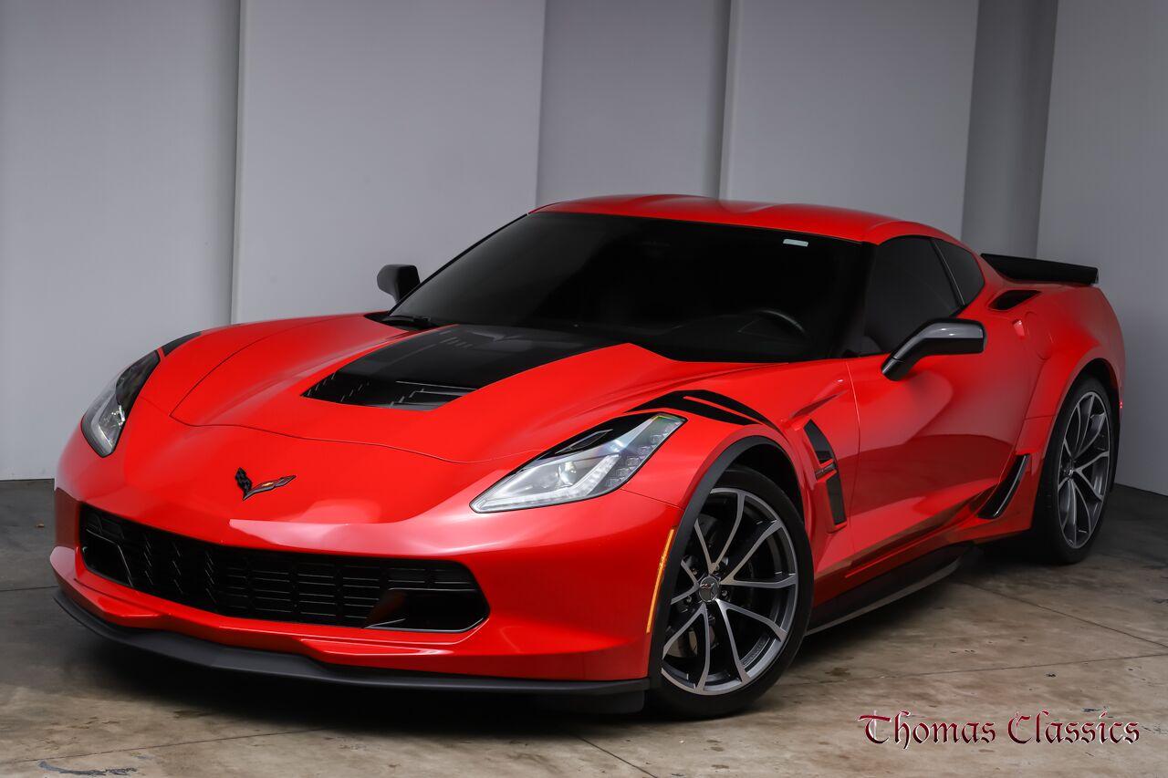 2017 Chevrolet Corvette Grand Sport 1LT Akron OH
