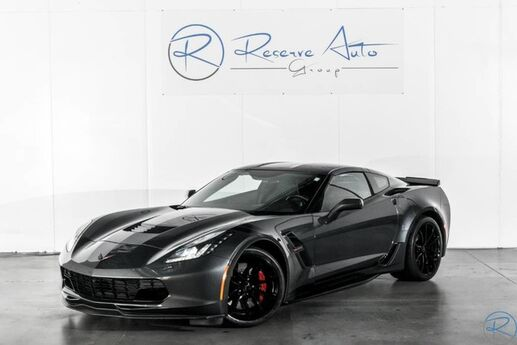 2017 Chevrolet Corvette Grand Sport 1LT Automatic Paddle Shift Heritage Carbon Pkg The Colony TX