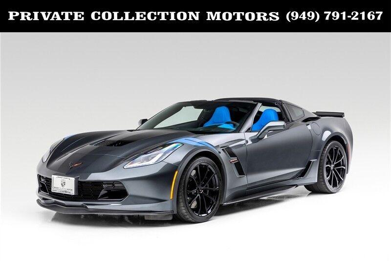 2017_Chevrolet_Corvette_Grand Sport 3LT Collectors Edition_ Costa Mesa CA