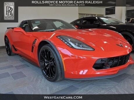 2017 Chevrolet Corvette Grand Sport 3LT Raleigh NC