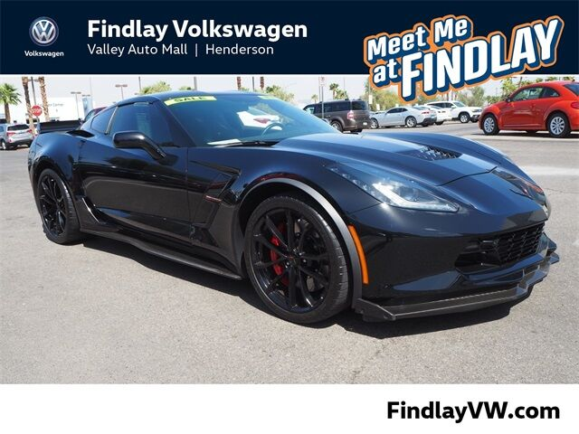 2017 Chevrolet Corvette Grand Sport Henderson NV