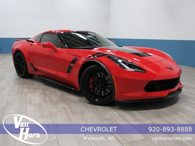 2017 Chevrolet Corvette Grand Sport Plymouth WI
