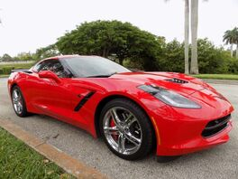 2017_Chevrolet_Corvette_Stingray_ Dania Beach FL