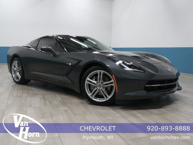 2017 Chevrolet Corvette Stingray Plymouth WI