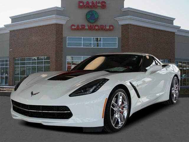 2017 Chevrolet Corvette Stingray Z51 Bridgeport WV