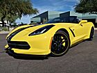 2017 Chevrolet Corvette Z51 3LT Convertible Scottsdale AZ