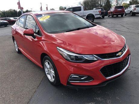 2017 Chevrolet Cruze 1.4L LT Evansville IN