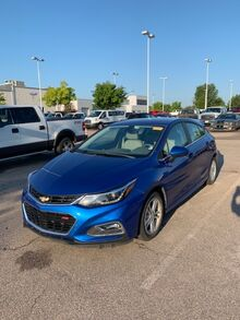 2017_Chevrolet_Cruze_4dr HB 1.4L LT w/1SD_ Cary NC