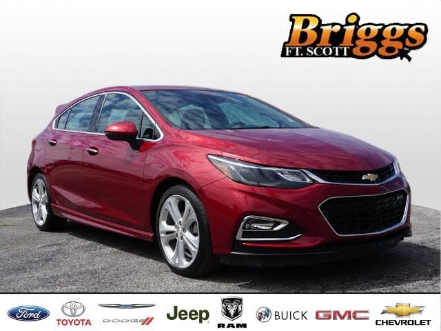2017 Chevrolet Cruze 4dr HB 1.4L Premier w/1SF Fort Scott KS