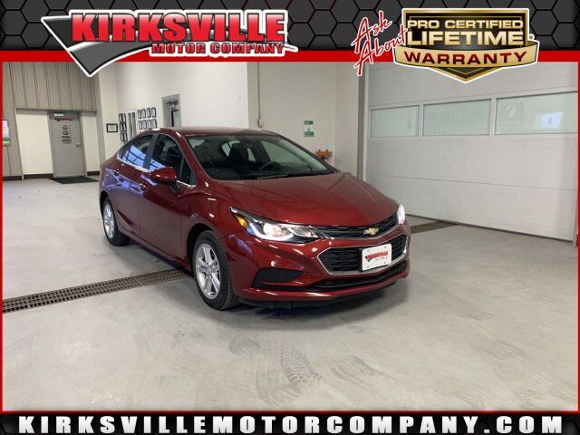 2017 Chevrolet Cruze 4dr Sdn 1.4L LT w/1SD Kirksville MO