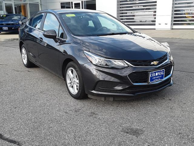 2017 Chevrolet Cruze 4dr Sdn 1.4L LT w/1SD Acton MA