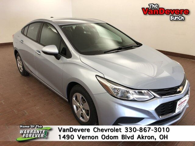 2017 Chevrolet Cruze LS Akron OH