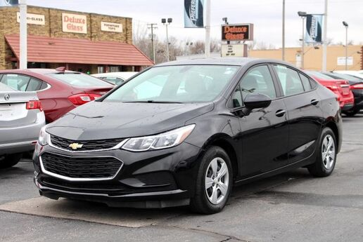 2017 Chevrolet Cruze LS Fort Wayne Auburn and Kendallville IN