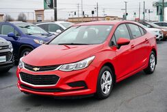 2017_Chevrolet_Cruze_LS_ Fort Wayne Auburn and Kendallville IN