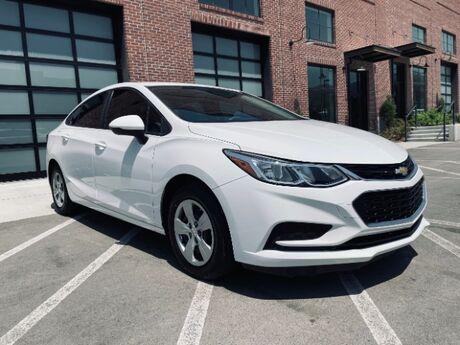 2017 Chevrolet Cruze LS Manual Bountiful UT