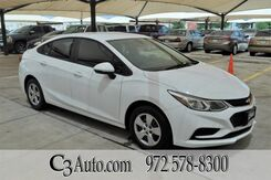 2017_Chevrolet_Cruze_LS Only 38K Miles!! C3 Certified!!!_ Plano TX