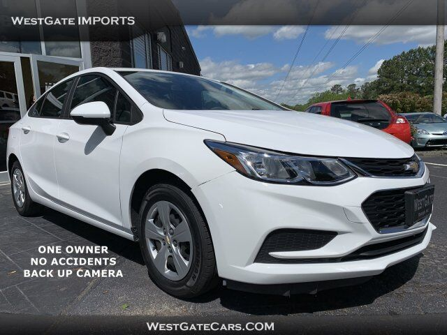 2017 Chevrolet Cruze LS Raleigh NC