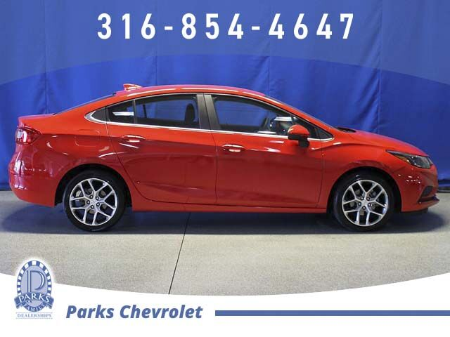 2017 Chevrolet Cruze LT Wichita KS