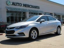2017_Chevrolet_Cruze_LT Auto 1.4L 4CYL AUTOMATIC, BACK-UP CAMERA, HEATED SEATS, BLUETOOTH CONNECTION, AUX, SAT RADIO_ Plano TX