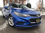 2017 Chevrolet Cruze LT Auto-$52wk-BackupCam-BOSE-HeatdSts-Cruise-TouchScrn