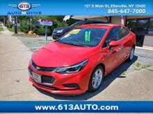 2017_Chevrolet_Cruze_LT Auto_ Ulster County NY
