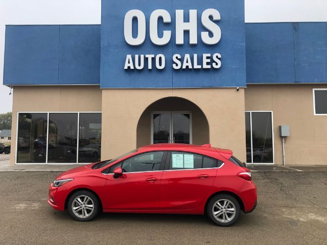 2017 Chevrolet Cruze LT Auto Hatchback Perryville MO