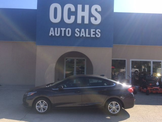 2017 Chevrolet Cruze LT Auto Perryville MO