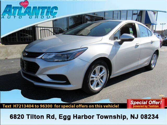 2017 Chevrolet Cruze LT Egg Harbor Township NJ