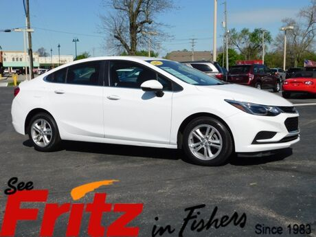 2017 Chevrolet Cruze LT Fishers IN