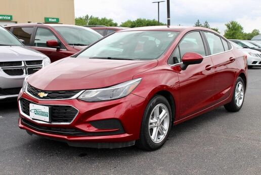 2017 Chevrolet Cruze LT Fort Wayne Auburn and Kendallville IN
