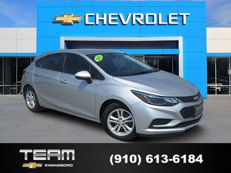 2017_Chevrolet_Cruze_LT_ Goldsboro NC