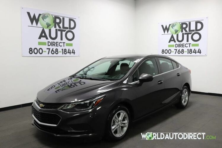 2017_Chevrolet_Cruze_LT_ Houston TX