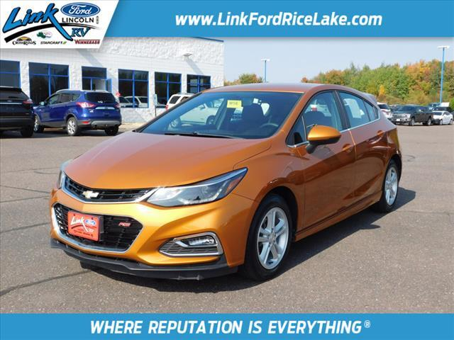 2017 Chevrolet Cruze LT Manual Rice Lake WI