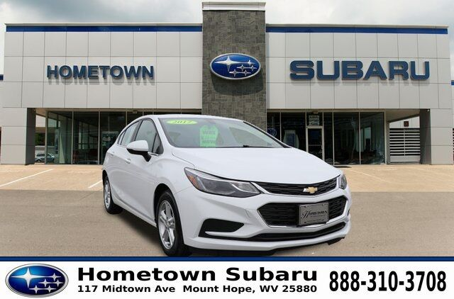 2017 Chevrolet Cruze LT Mount Hope WV