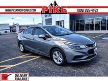 2017_Chevrolet_Cruze_LT_ Pampa TX