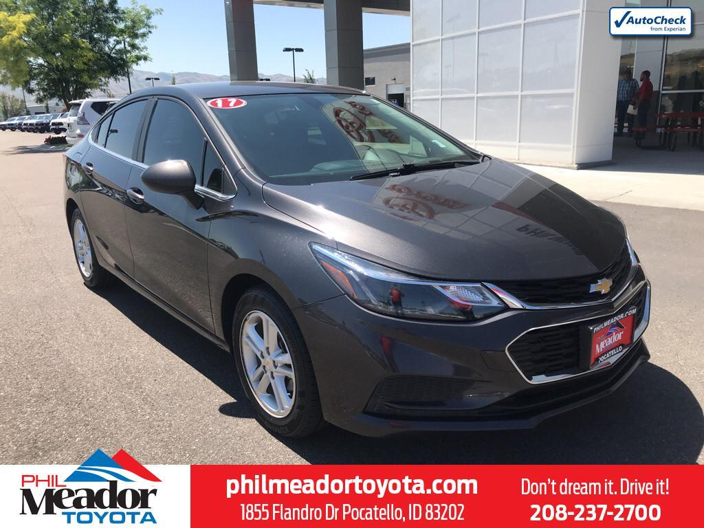2017 Chevrolet Cruze LT Pocatello ID