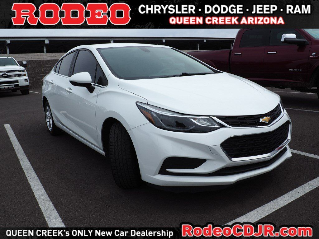 2017 Chevrolet Cruze LT Queen Creek AZ
