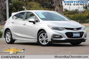 2017 Chevrolet Cruze LT RS PACKAGE San Diego CA