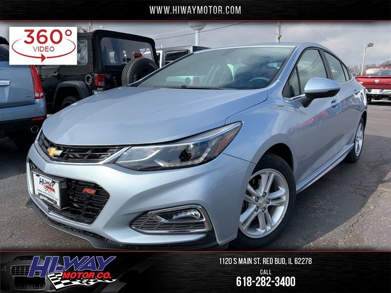 2017 Chevrolet Cruze LT Red Bud IL