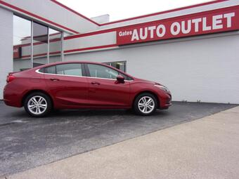 2017_Chevrolet_Cruze_LT_ Richmond KY