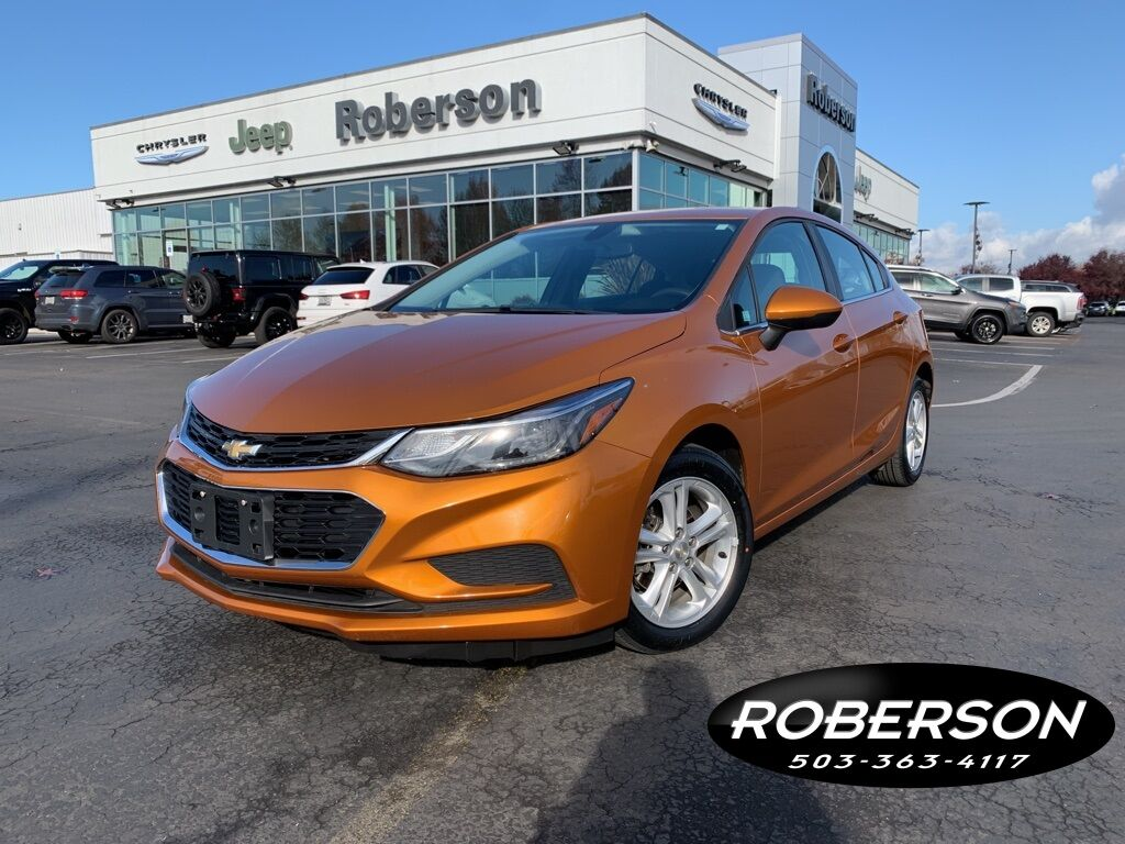 2017 Chevrolet Cruze LT Salem OR
