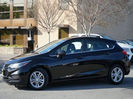 2017_Chevrolet_Cruze_LT_ San Rafael CA