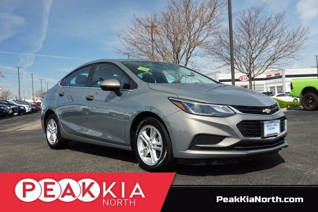 2017 Chevrolet Cruze LT Windsor CO