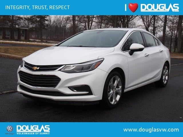 2017 Chevrolet Cruze PREMIER Summit NJ