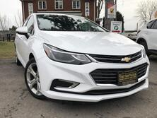 Chevrolet Cruze Premier-$58wk-HeatdLeathrSts-BackupCam-WifiCapable-Alloys-Bluetooth 2017