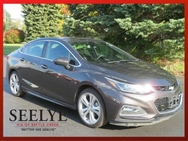 2017 Chevrolet Cruze Premier Battle Creek MI