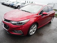 2017_Chevrolet_Cruze_Premier_ Burlington WA