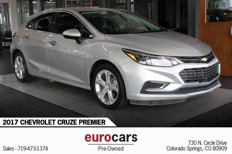2017 Chevrolet Cruze Premier Colorado Springs CO