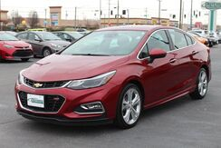 2017_Chevrolet_Cruze_Premier_ Fort Wayne Auburn and Kendallville IN